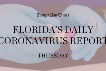Florida adds 5,558 corona virus cases, highest daily since August