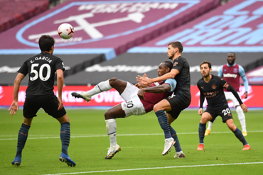 Foden saves Manchester City from a West Ham draw