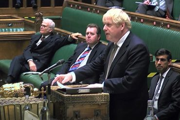 Full lockdown 'not necessary', says Boris Johnson