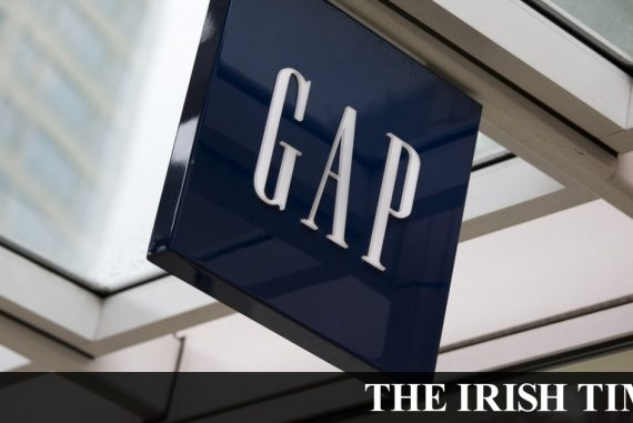 Gap is looking to close Irish stores