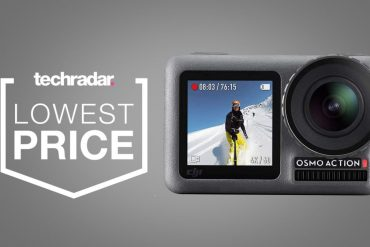 GoPro Hero 9 Black Trump cuts DJI Osmo action 47% off price