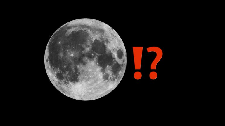 Guess what NASA's exciting lunar discovery will be
