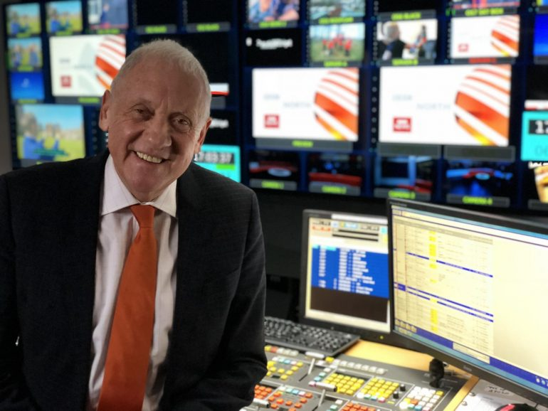 Harry Grayson is set to present his final BBC Look North