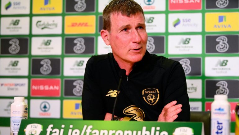 'He's almost out' - Stephen Kenny reveals bad news on Coleman scan ahead of Euro playoffs