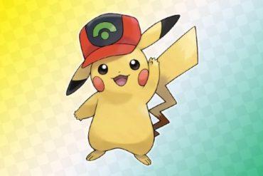 How To Get A Saho Janya Hoyan Cap Pikachu