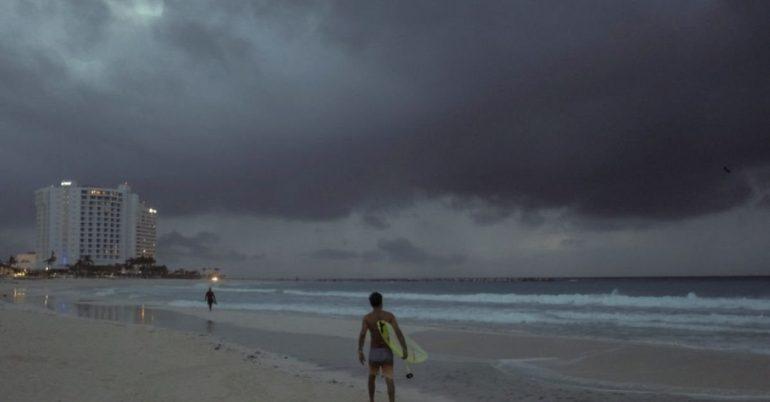 Hurricane Sita causes landslides on the Yucatan Peninsula