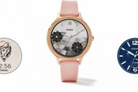 Introduced Fossil Affordable Gen 5E Smart Watches