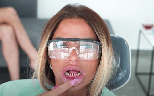 Katie Price Teeth YouTube