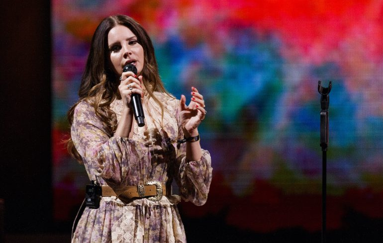 Lana Del Ray shares the release dates of 'Chemtrails Over the Country Club'