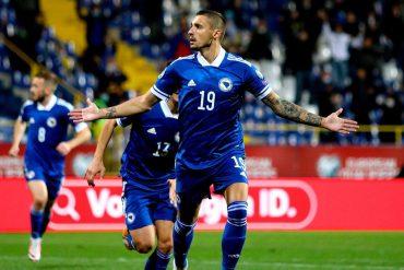 Liam Boyce Penalty Hero as Northern Ireland reach Euro 2020 play-off final