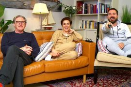 Line of Duty Stars Line Up in Celebrity Goggle Box Episode