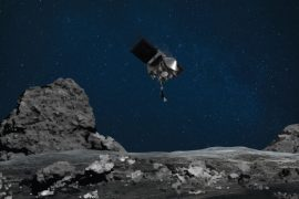 NASA prepares to collect asteroid samples next week on the Deep Space Osiris-Rex mission