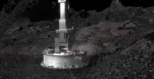 NASA's Osiris-Rex spacecraft launches Bennu into asteroid