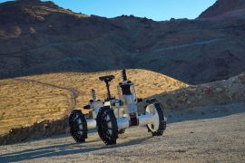 NASA's ridiculous rover concept can hit any terrain - BGR