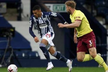 None of the West Brom winners hold Burnley to a draw