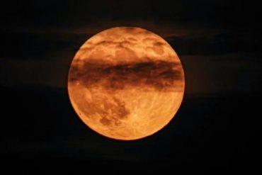 A blue moon will shine on Halloween night