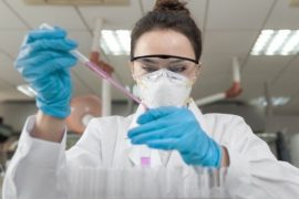 One of the leading labs in the country could not process Kovid-19 tests over the weekend due to staff shortage.