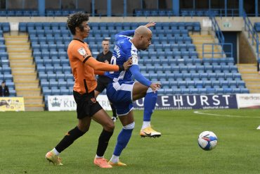 Oxford United lost 3-1 at Gillingham