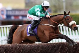 Percy presents the Ladbrooks Champion Chase Test