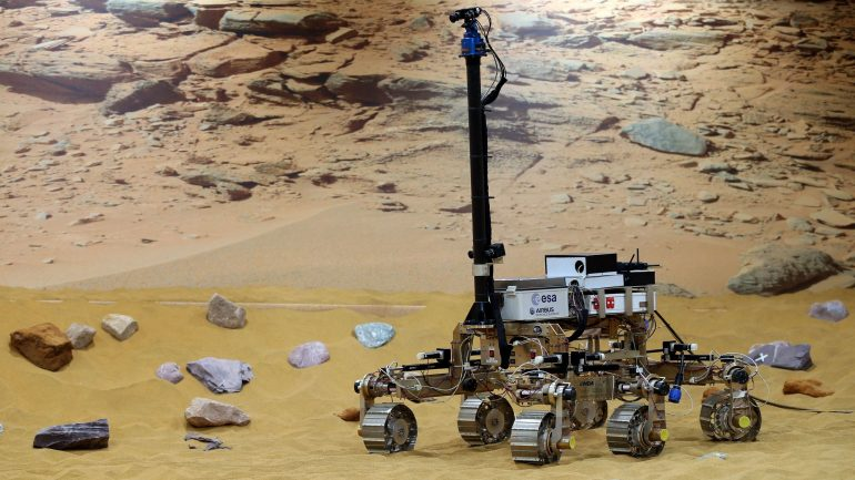 Possibilities of space exploration 'optimistic for future'