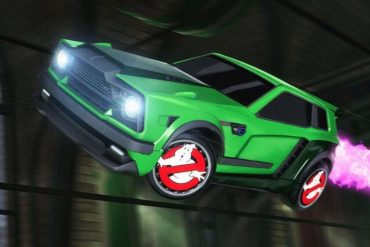 Rocket League Ghostbusters Halloween tie-in event announced