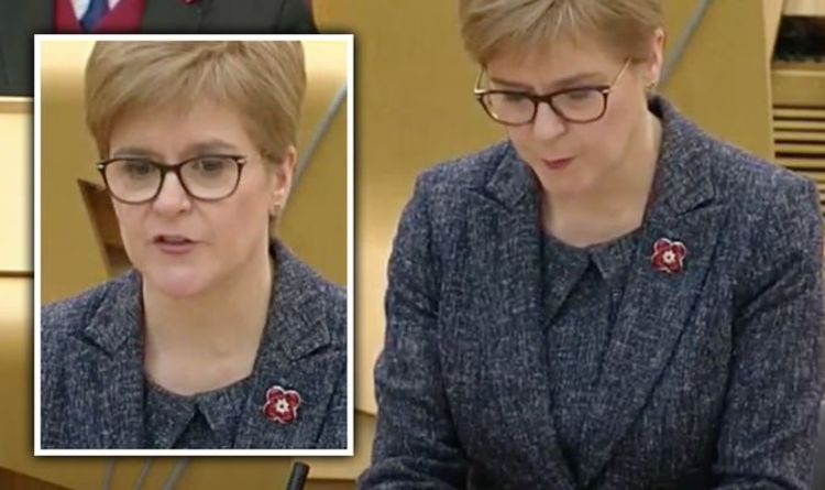 Scotland Level 3 Restrictions: New restrictions in Scotland |  UK |  News