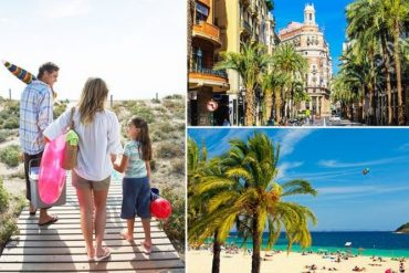 Spain Holidays: FCO Travel Advice for Spain, the Canary Islands, and the Balearicus as Rules Change |  Travel News |  Travel