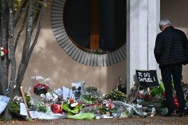 Student's father 'contacted' before French assassin attack