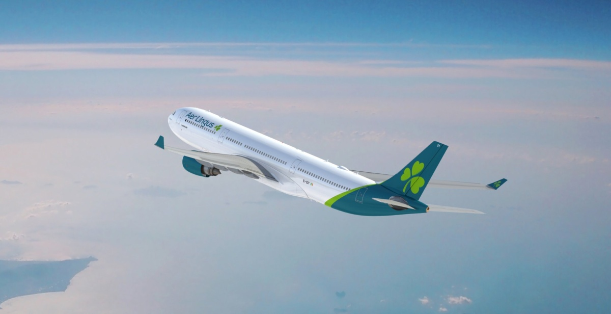 Air Lingus aircraft