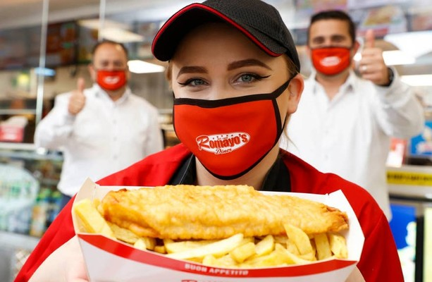 Takeaway chain Romeos creates 45 new jobs to tackle Coquid-19 recession