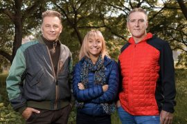 The BBC's Autumn Watch launches tonight in Mid Wales