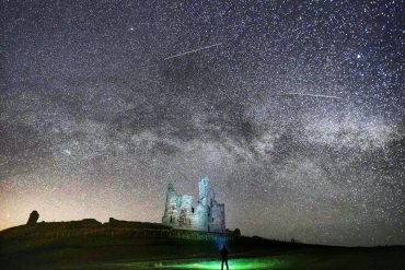 The Milky Way says the Milky Way has a vacuum