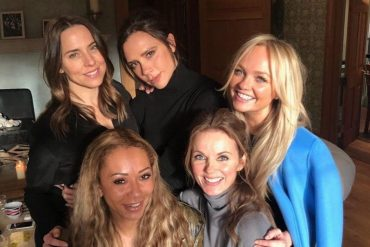 The Spice Girls are still hoping to join the Victoria Beckham Tour    Entertainment