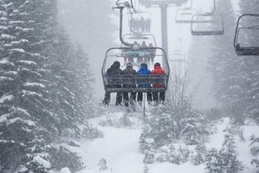 The Tahoe Ski Resort parking policy was changed after legal battles