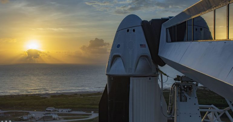 The launch of NASA's SpaceXCrew-1 mission has been delayed until November