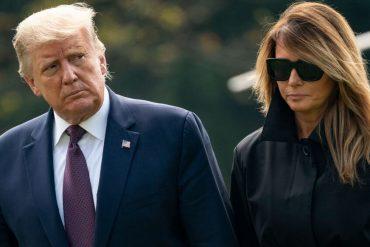 Trump shows 'mild symptoms' after positive virus test
