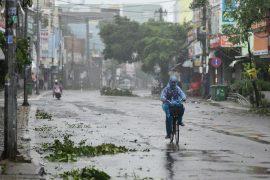 Typhoon Molawe update: At least 25 dead in Vietnam, no scores seen