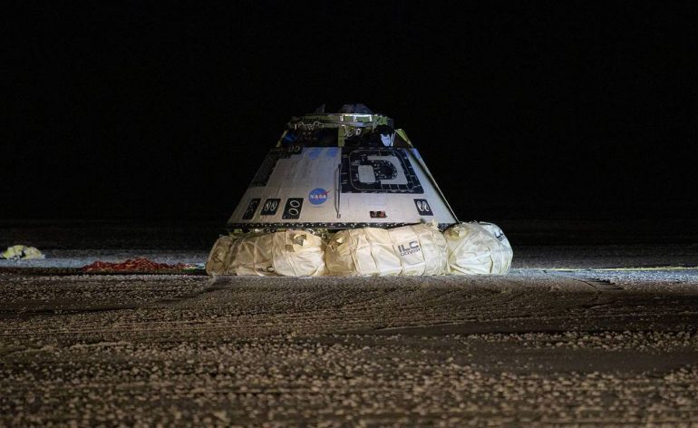 We finally know why Boeing's Test Flight Commander missed the Starliner test - BGR