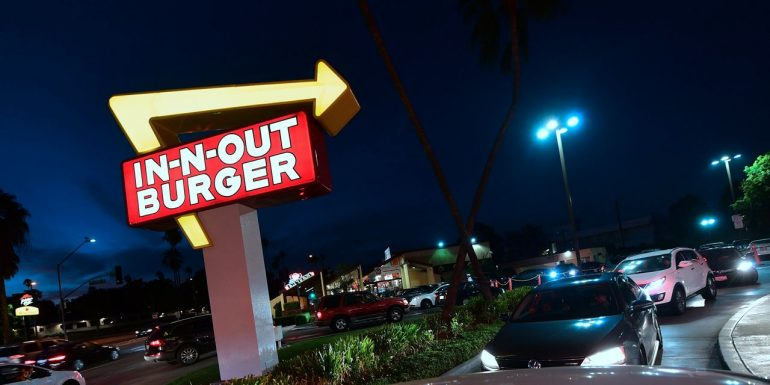 14 hours in line? Colorado's first in-and-out burgers are crazy