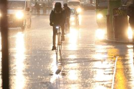 Met Iron warns more as heavy rain is expected