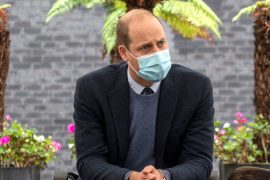 Prince William was infected with the corona virus in April but kept the secret that 'alarm is not a nation'