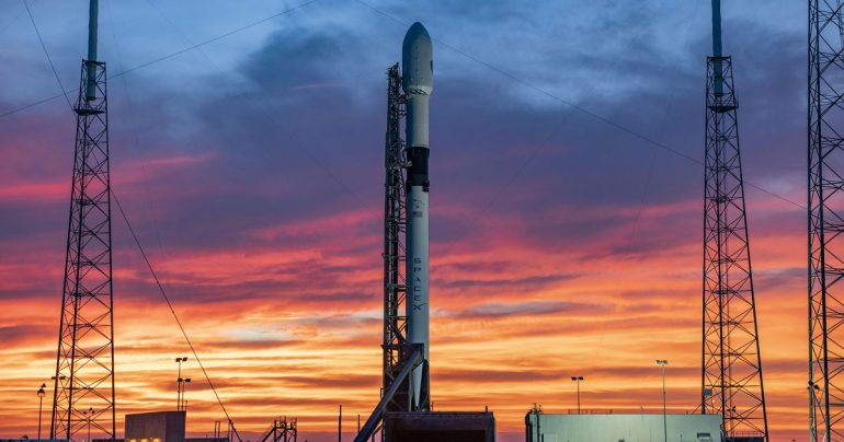 SpaceX and Space Force launch long-delayed GPS mission