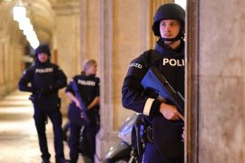 Vienna terror attack: One killed, several injured in shooting