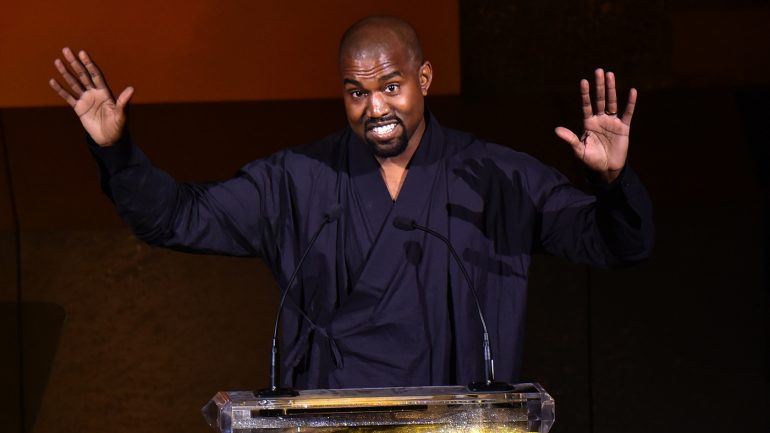 Kanye West casts her vote for the first time: NPR