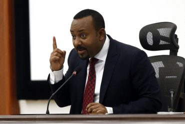 Abi Ahmed Tigray of Ethiopia wishes for a military confrontation with the region