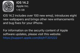 Apple launches iOS 14.2 with great upgrades, key solutions, and 100+ great emoji