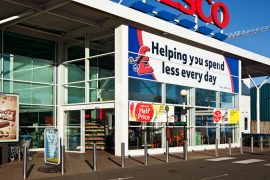Aldi, Tesco and Lidl apply to customers in Irish supermarkets within Level 5 restrictions