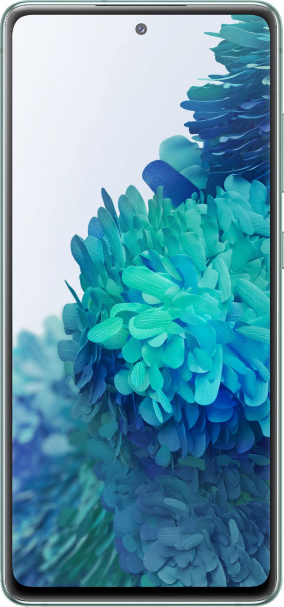 Samsung - Galaxy S20 FE 5G UW 128GB - Cloud Mint (Verizon)
