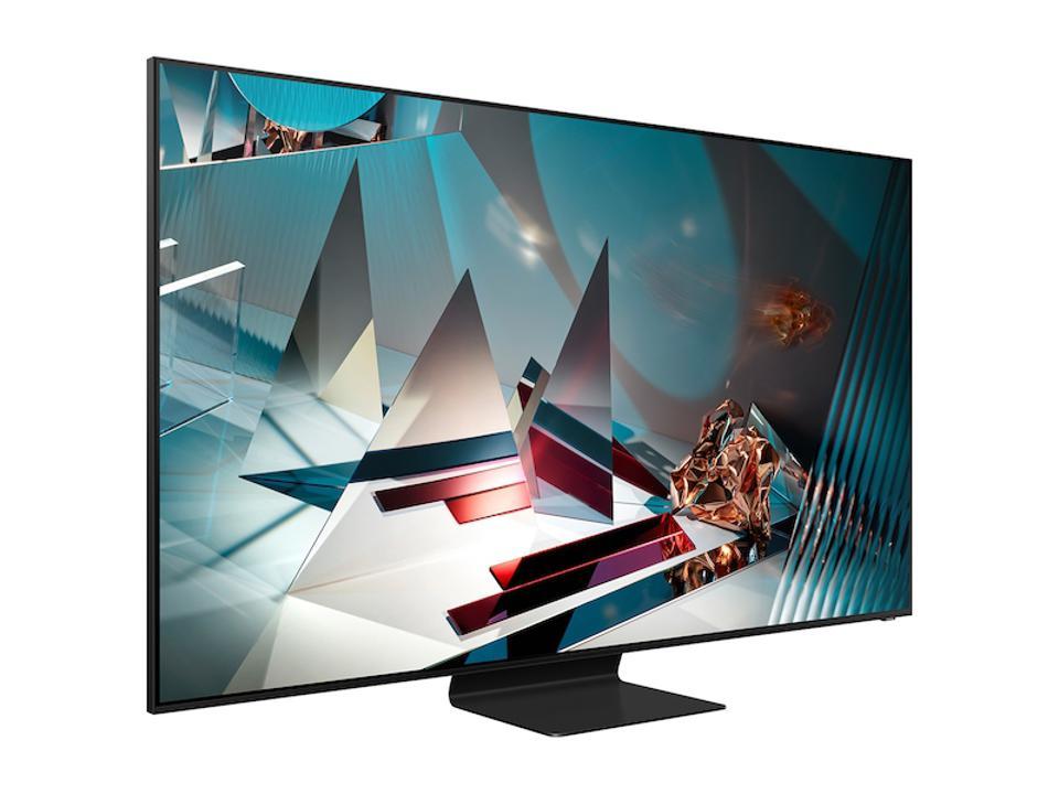65 Class Q800T QLED 8K UHD HDR Smart TV 2020 TVs - QN65Q800TAFXZA