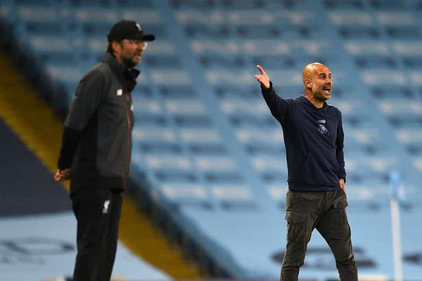 Liverpool and Man City are once again leading the Premier League